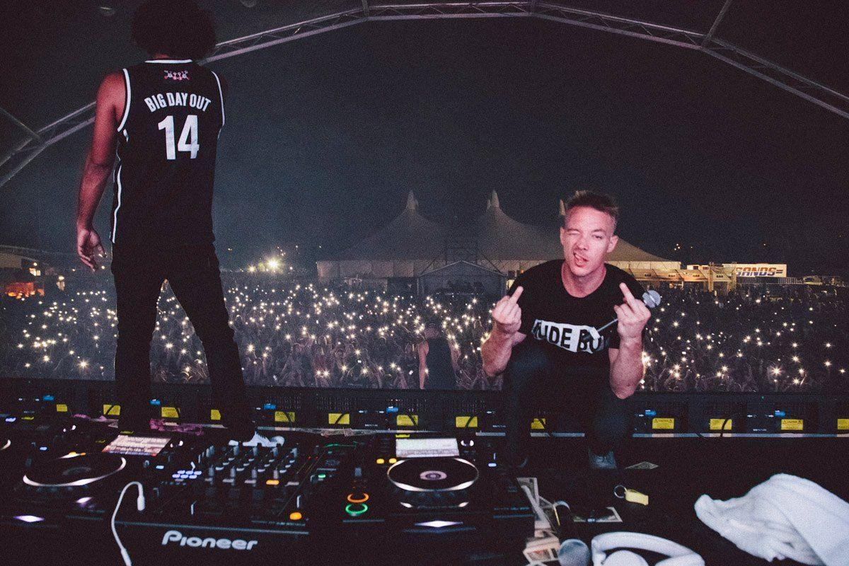 skrillex and diplo wallpapers