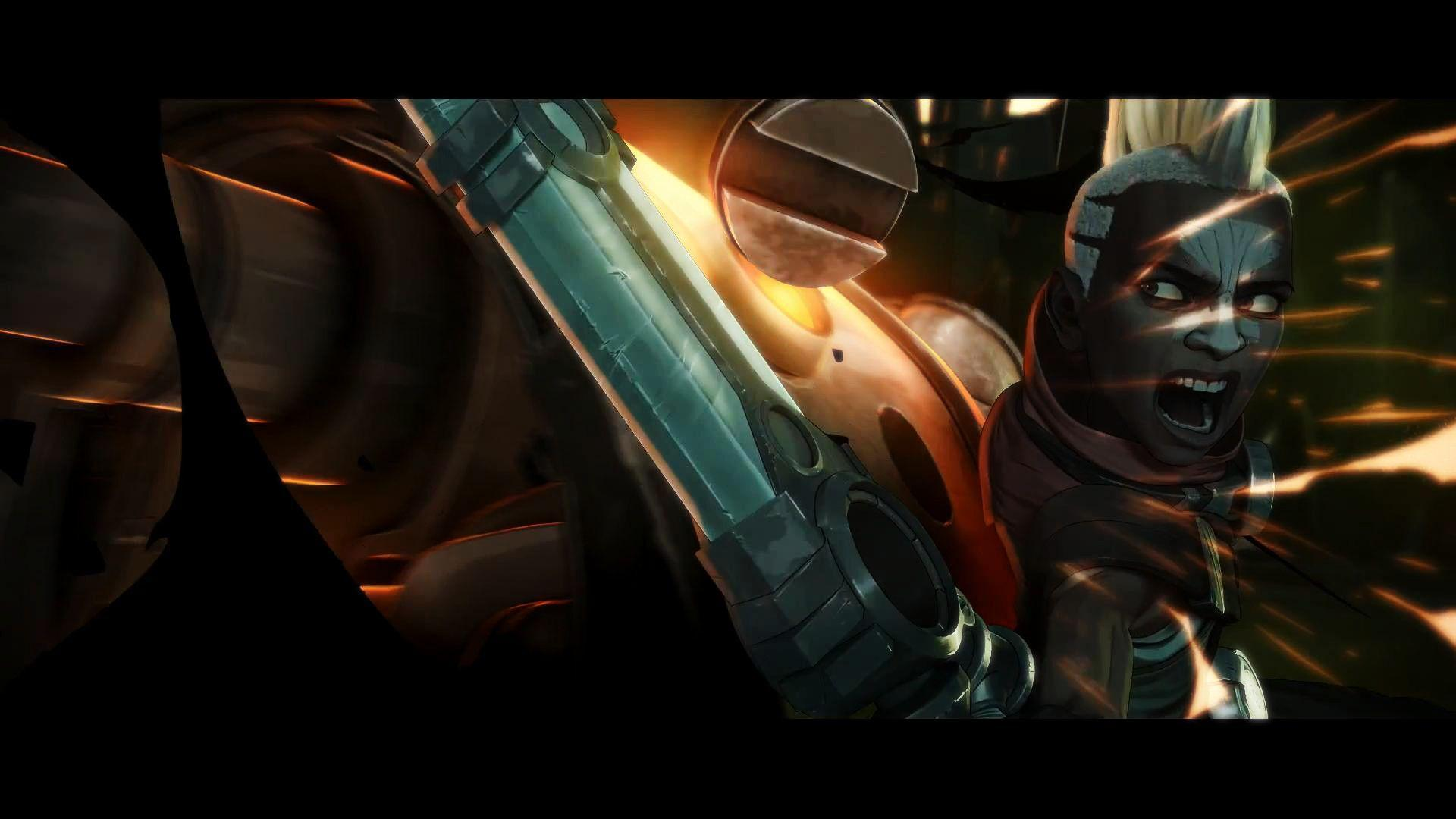 Ekko Wallpapers Wallpaper Cave