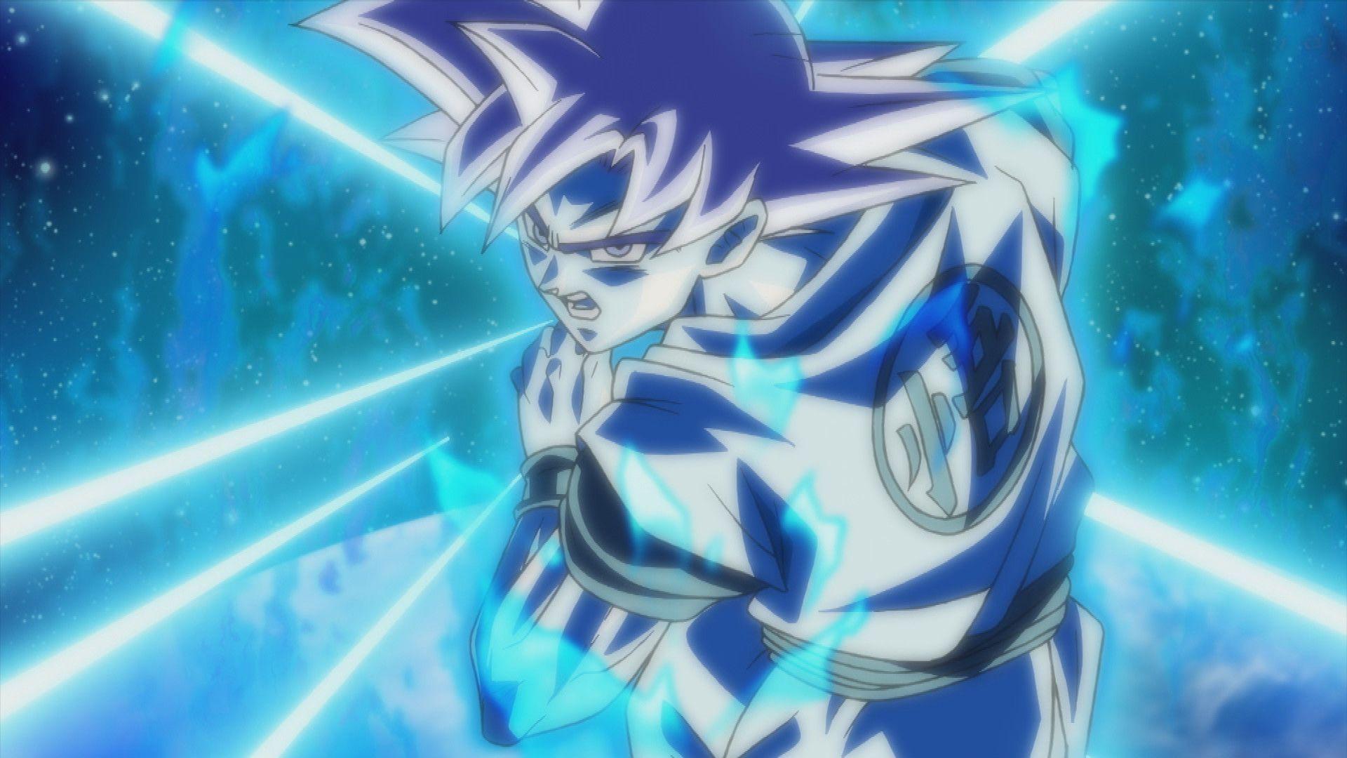Goku Blue Wallpapers - Wallpaper Cave