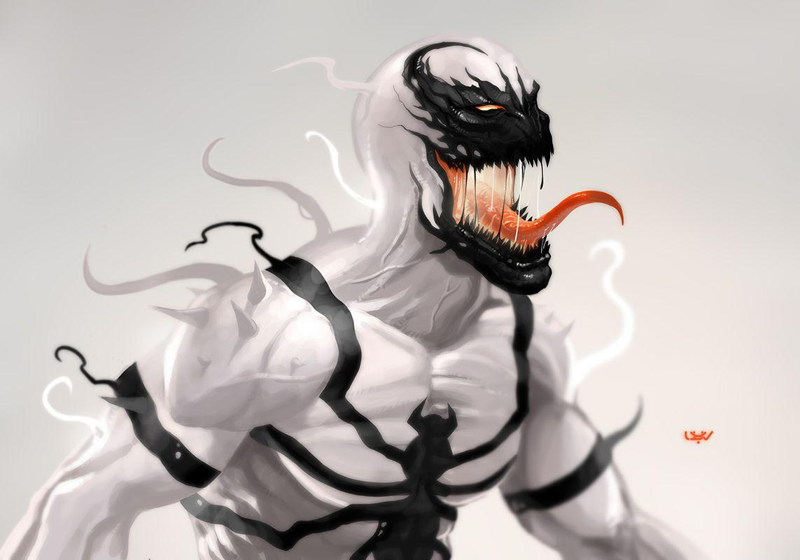 Anti Venom Wallpapers Wallpaper Cave