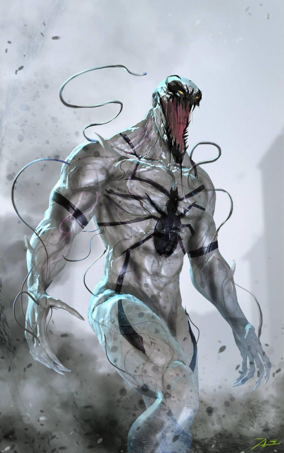 Anti Venom Wallpapers