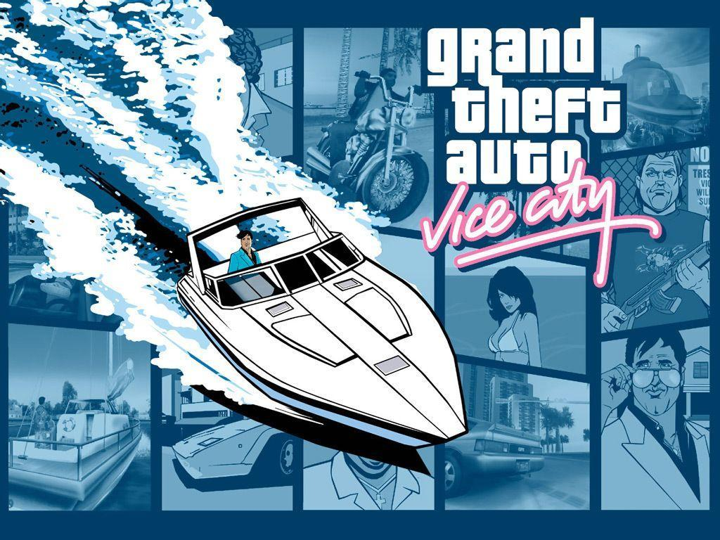 Grand Theft Auto Vice City Wallpapers