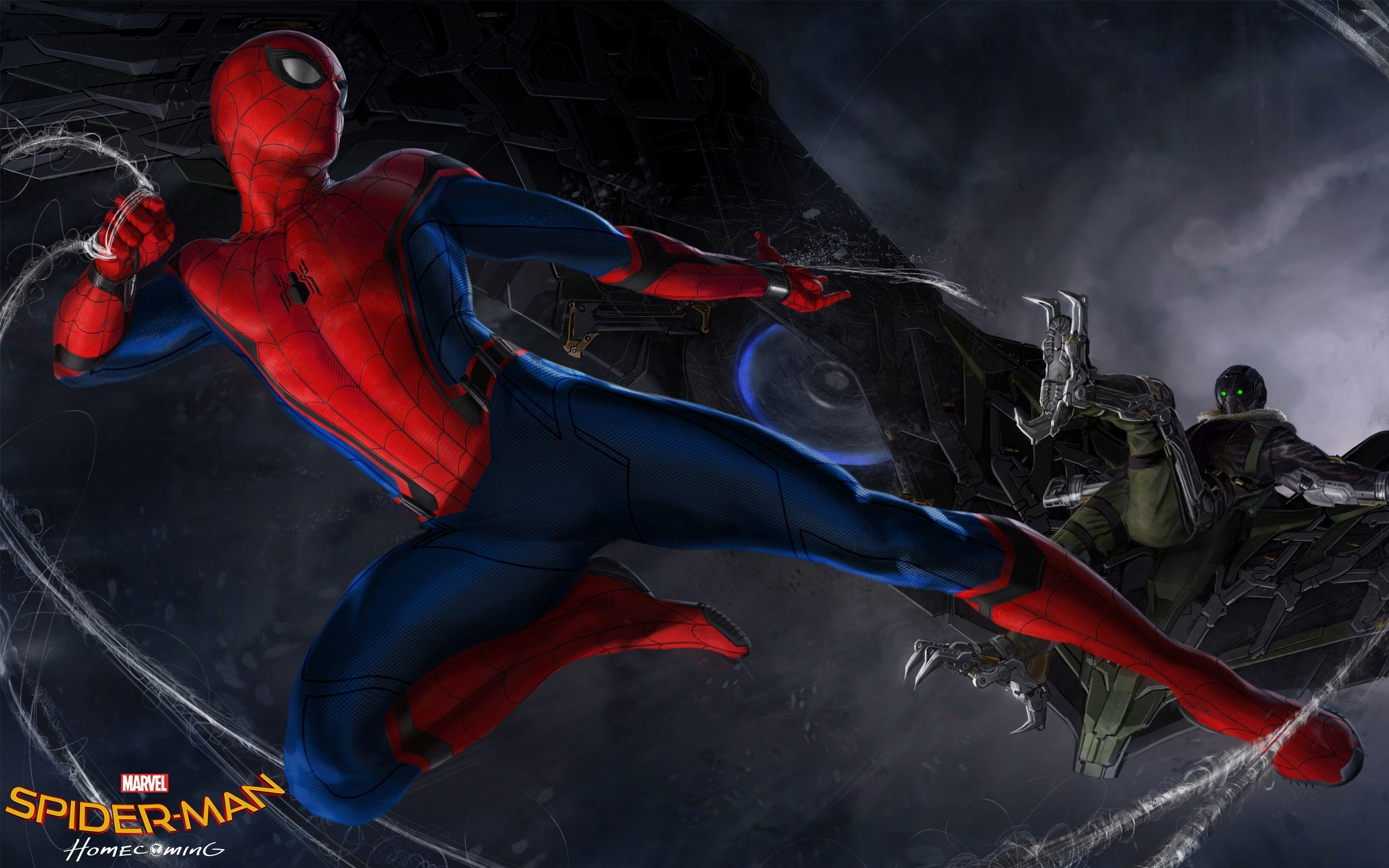 Spider Man Home Ing Wallpapers Wallpaper Cave