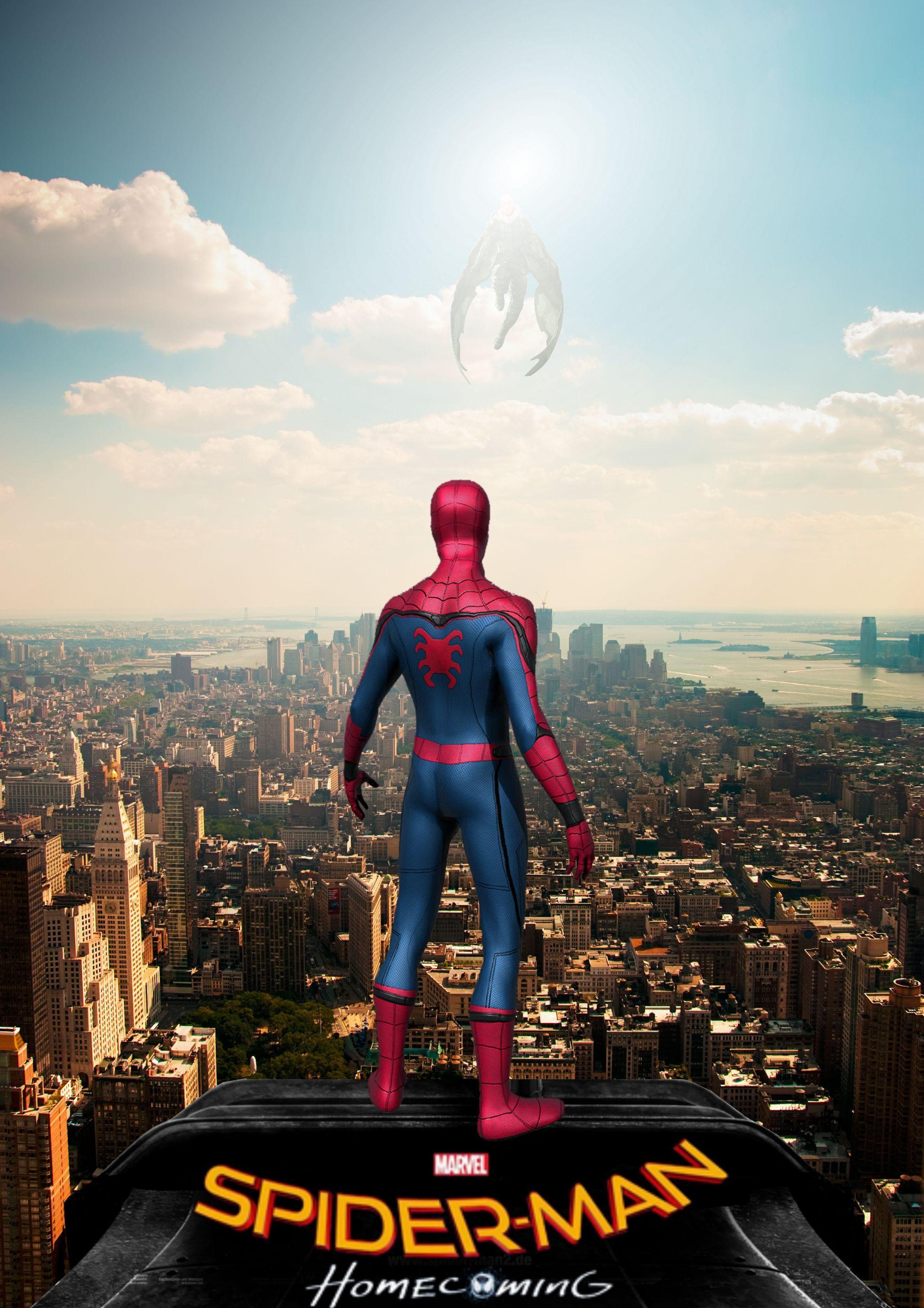 Spider Man Homecoming Hd Stream
