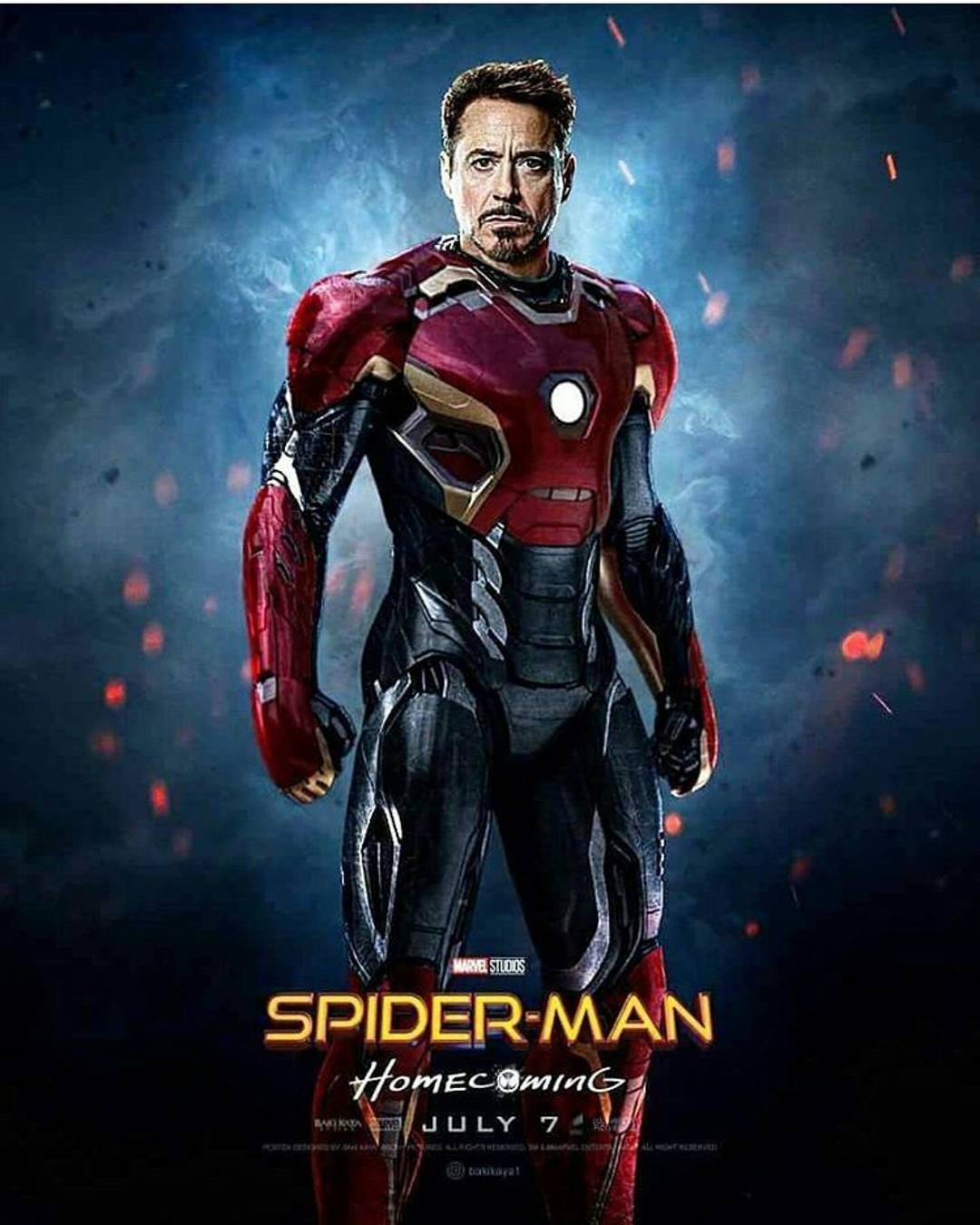 Iron Man And Spider Man Wallpapers Wallpaper Cave
