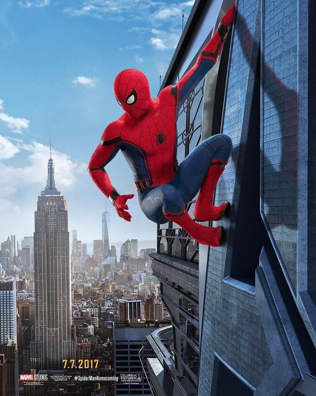 Spiderman Homecoming 2017 Wallpapers | Movie Stills - HD Images 1080p