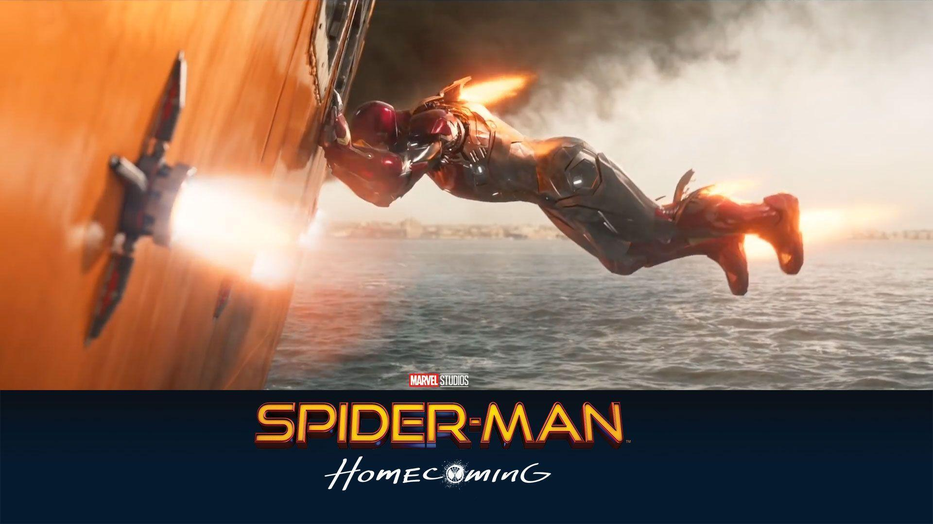 Spider-Man: Homecoming Wallpapers - Wallpaper Cave