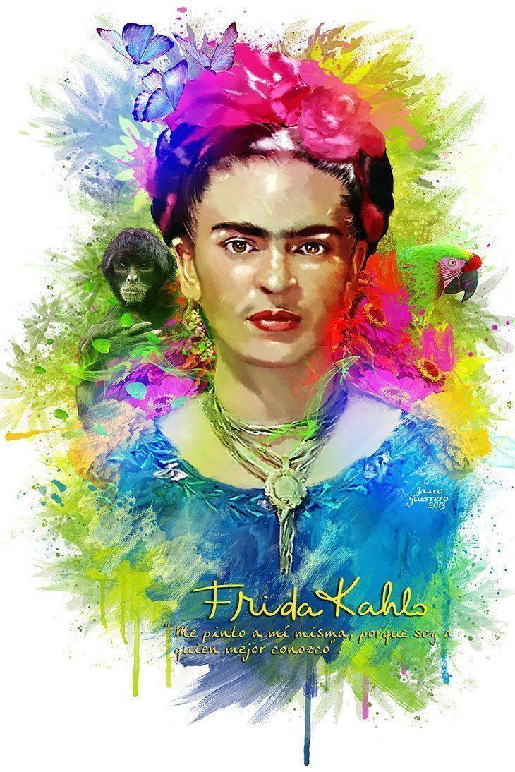Frida Kahlo Wallpapers - Wallpaper Cave