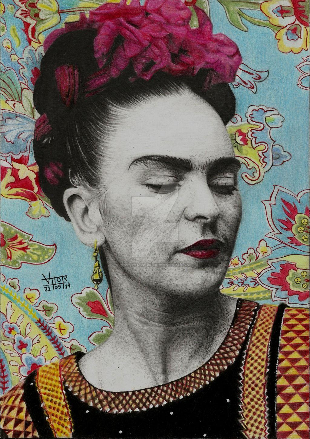 Frida Kahlo Wallpapers Wallpaper Cave