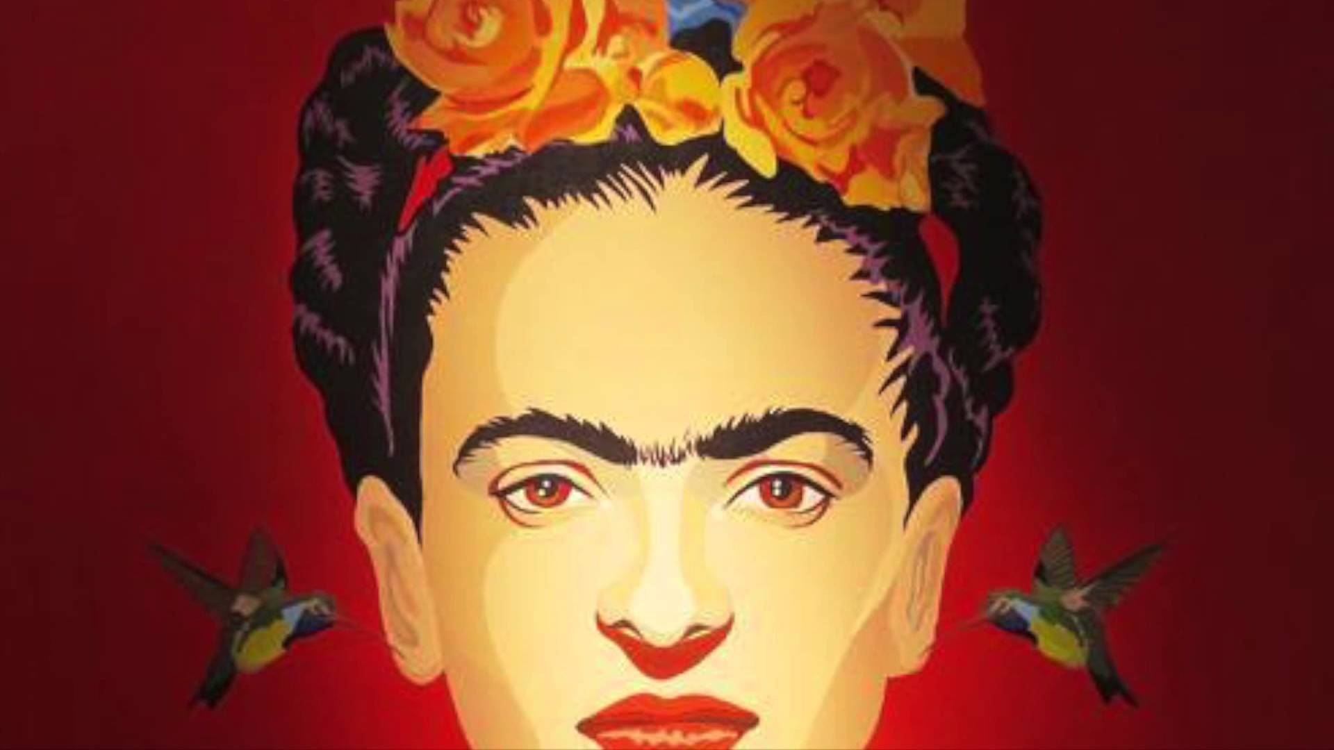 frida kahlo wallpaper desktop
