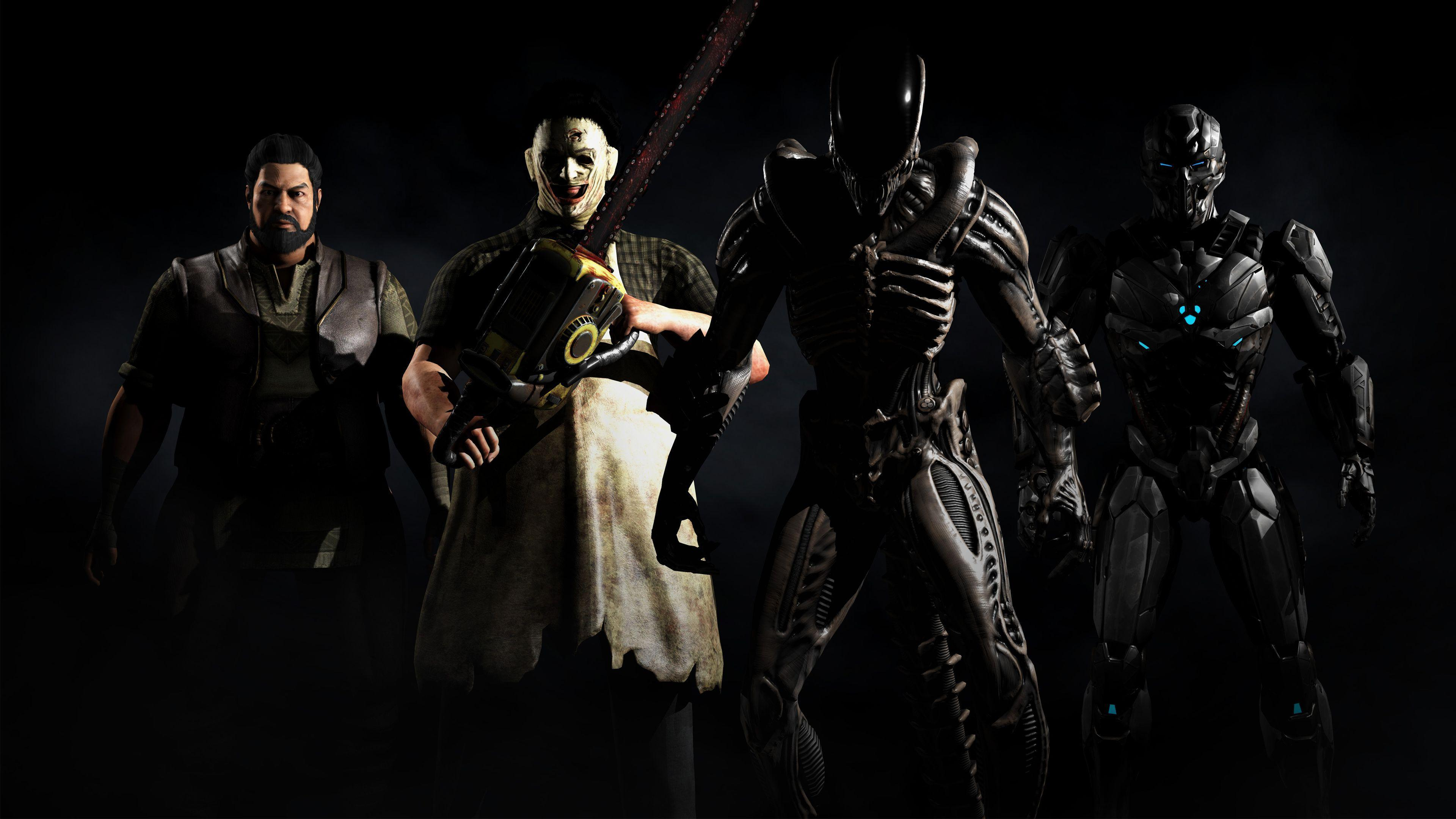 Mortal Kombat Xl Wallpapers Wallpaper Cave