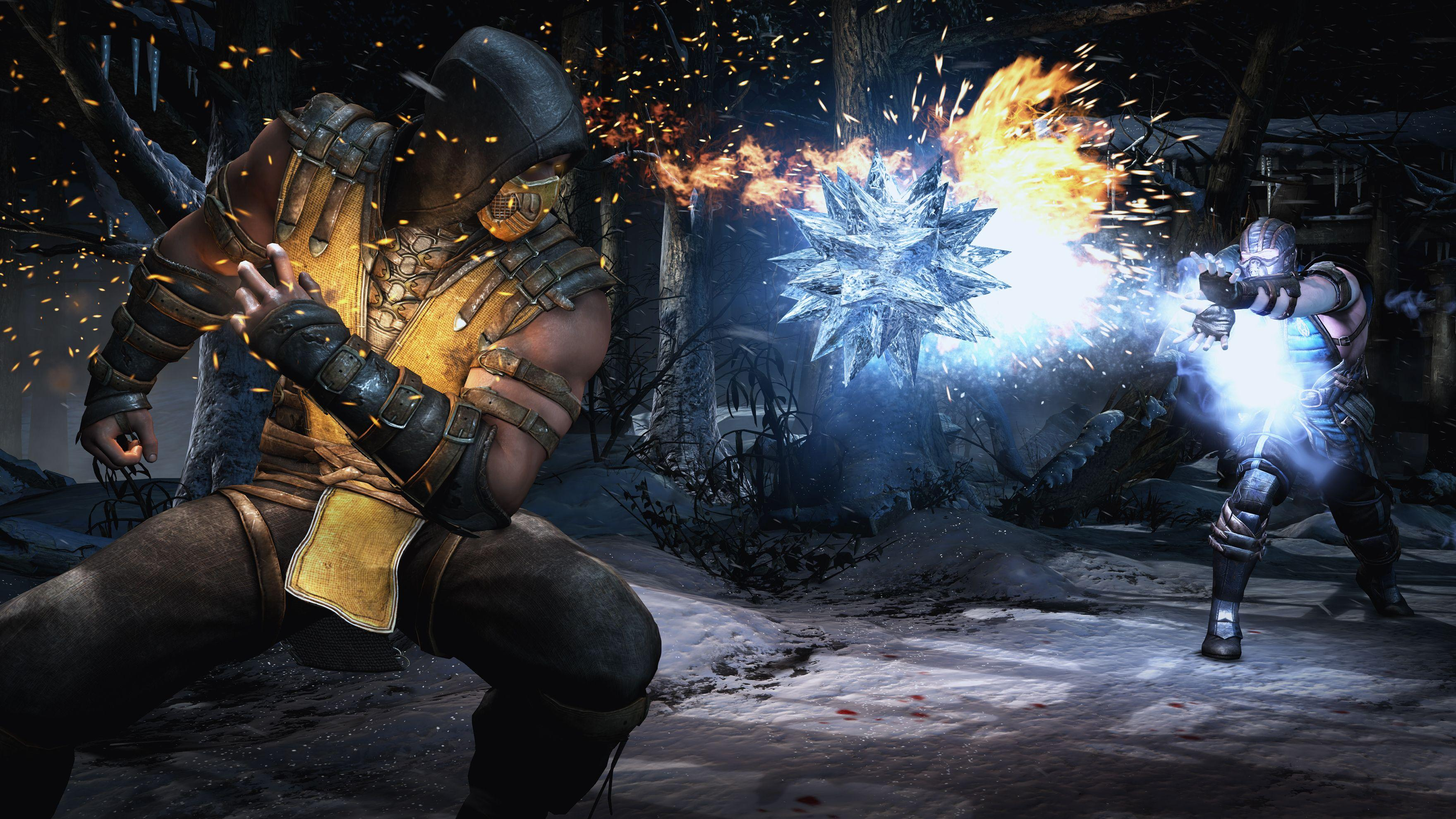 Mortal Kombat X Wallpapers Image Photos Pictures Backgrounds