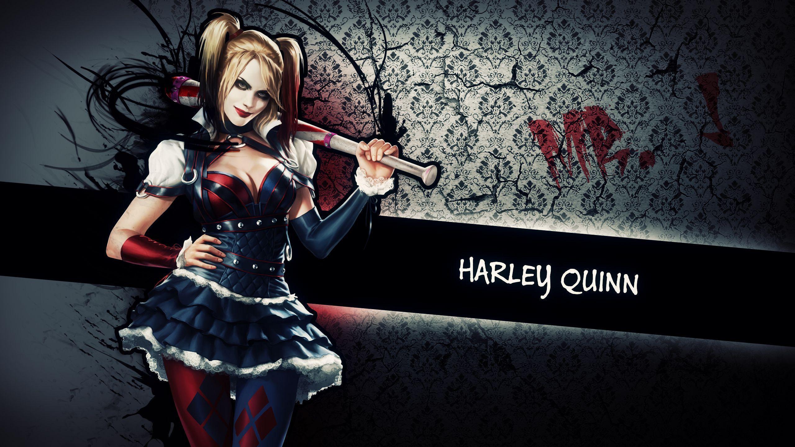 Harley Quinn Supervillain Wallpapers - Wallpaper Cave