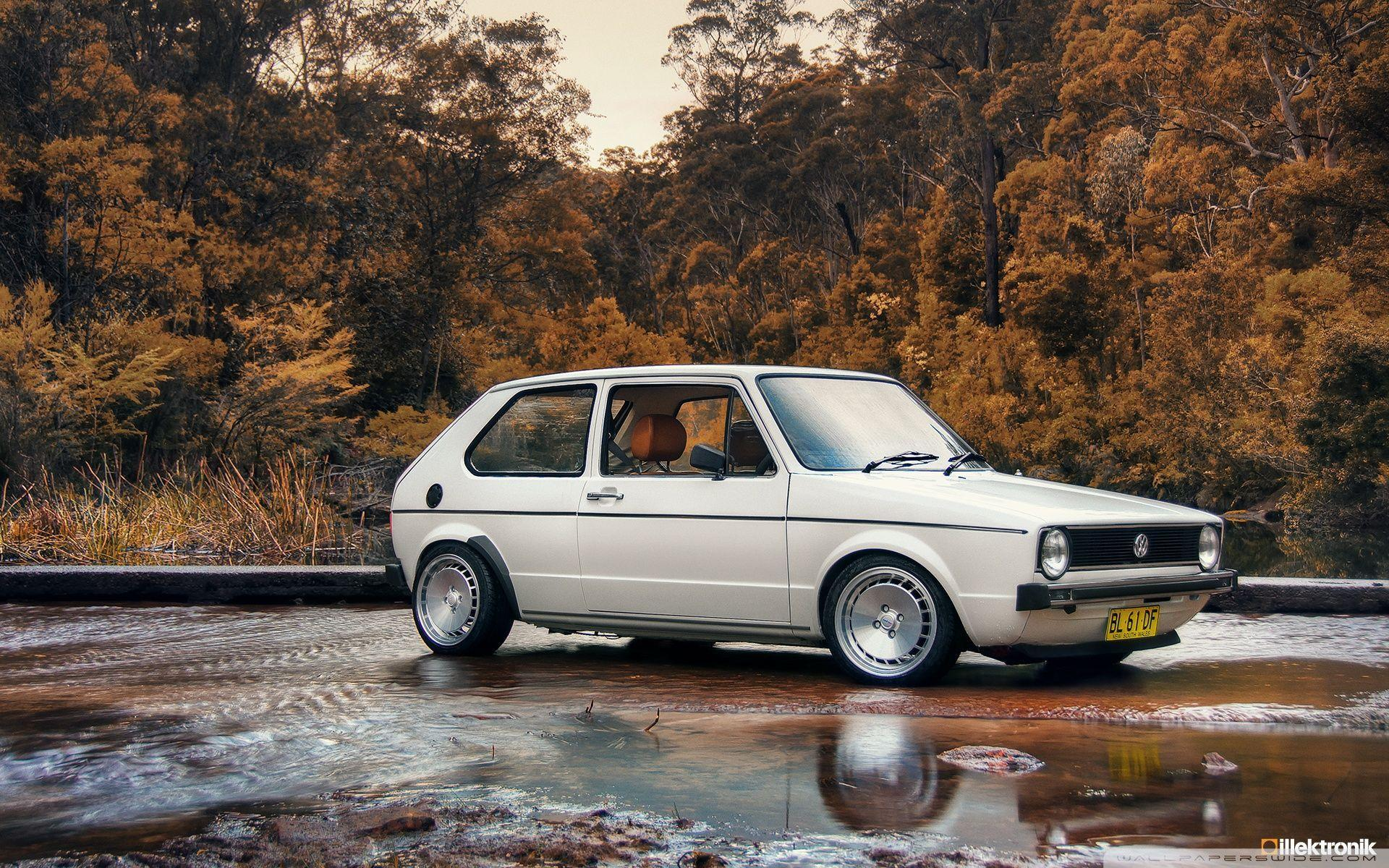 Golf Mk1 Wallpapers Wallpaper Cave