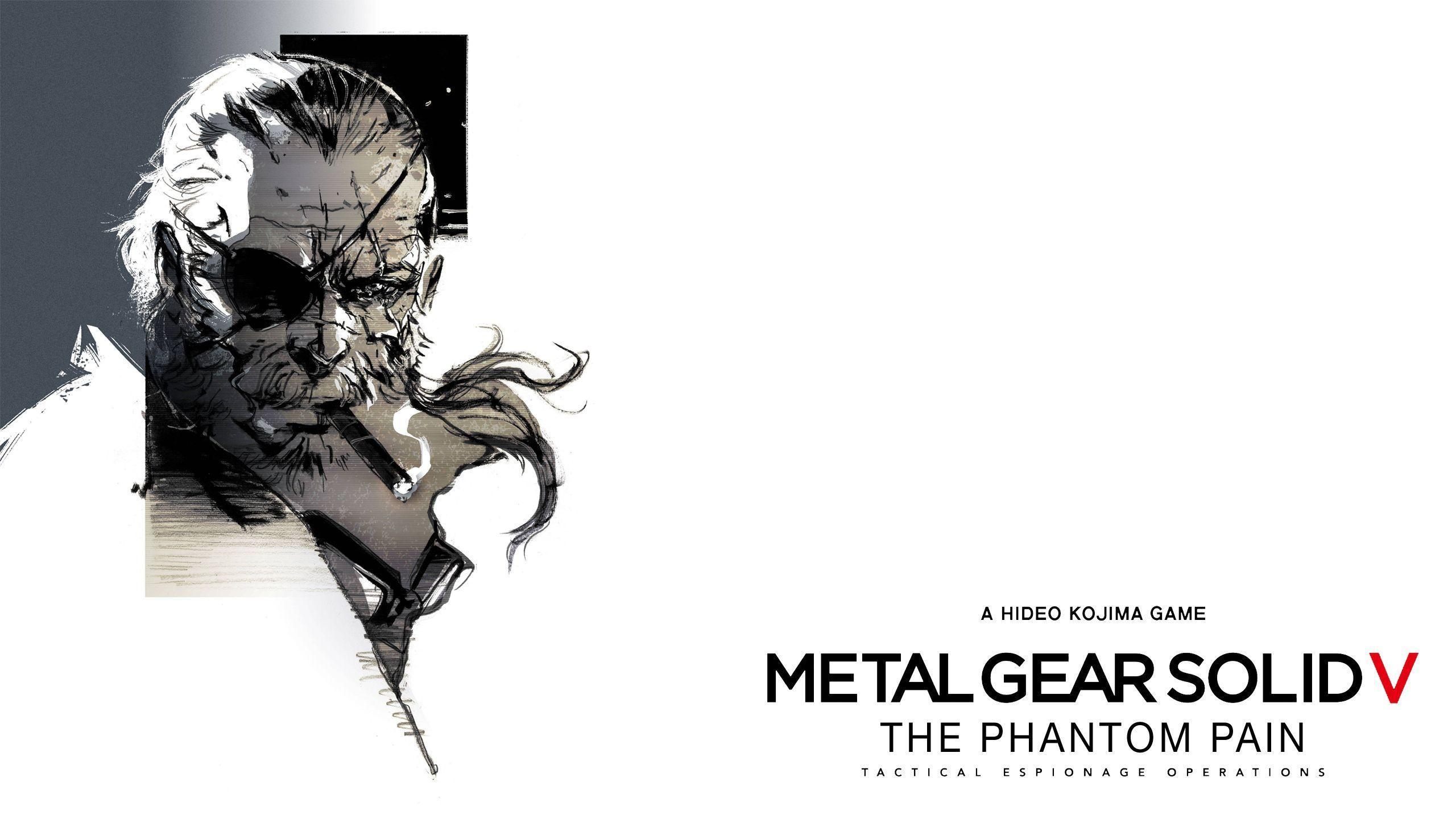 149 Metal Gear Solid V: The Phantom Pain HD Wallpapers