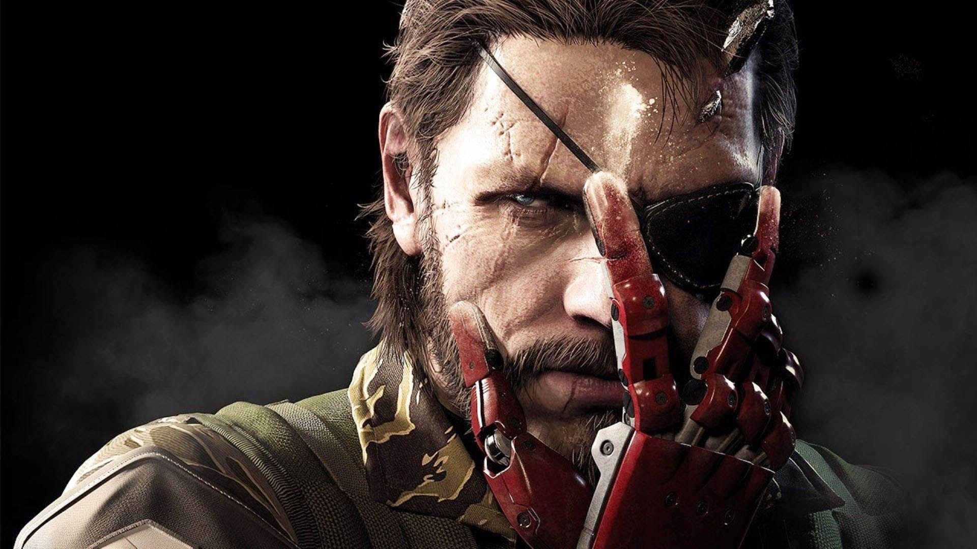 Big Boss's Bionic Arm - Metal Gear Solid V: The Phantom Pain ...