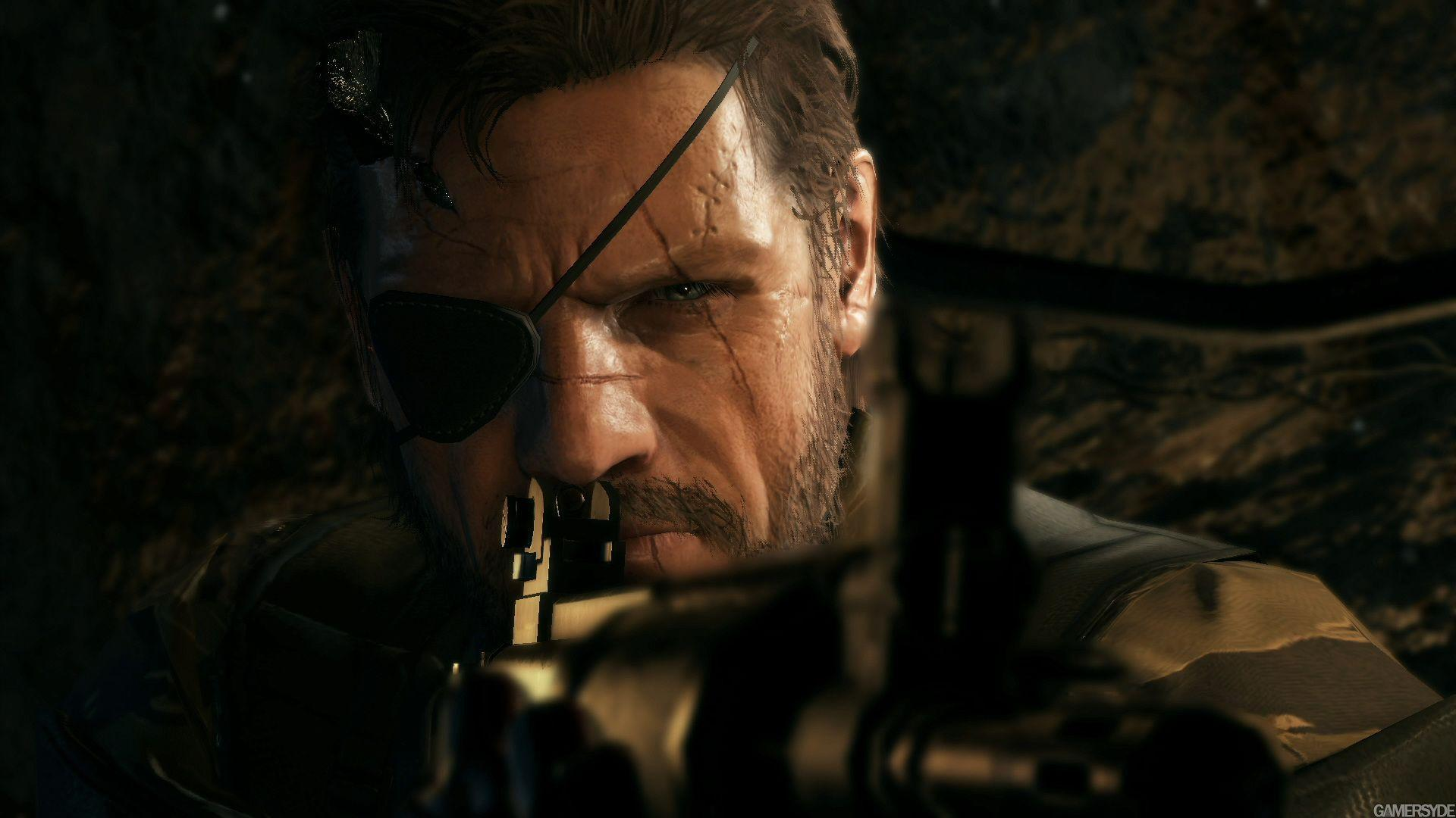 Metal Gear Solid V: The Phantom Pain Wallpapers HD Download