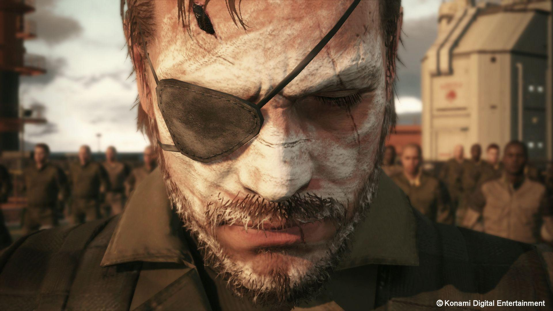 Metal Gear Solid V: The Phantom Pain Computer Wallpapers, Desktop ...