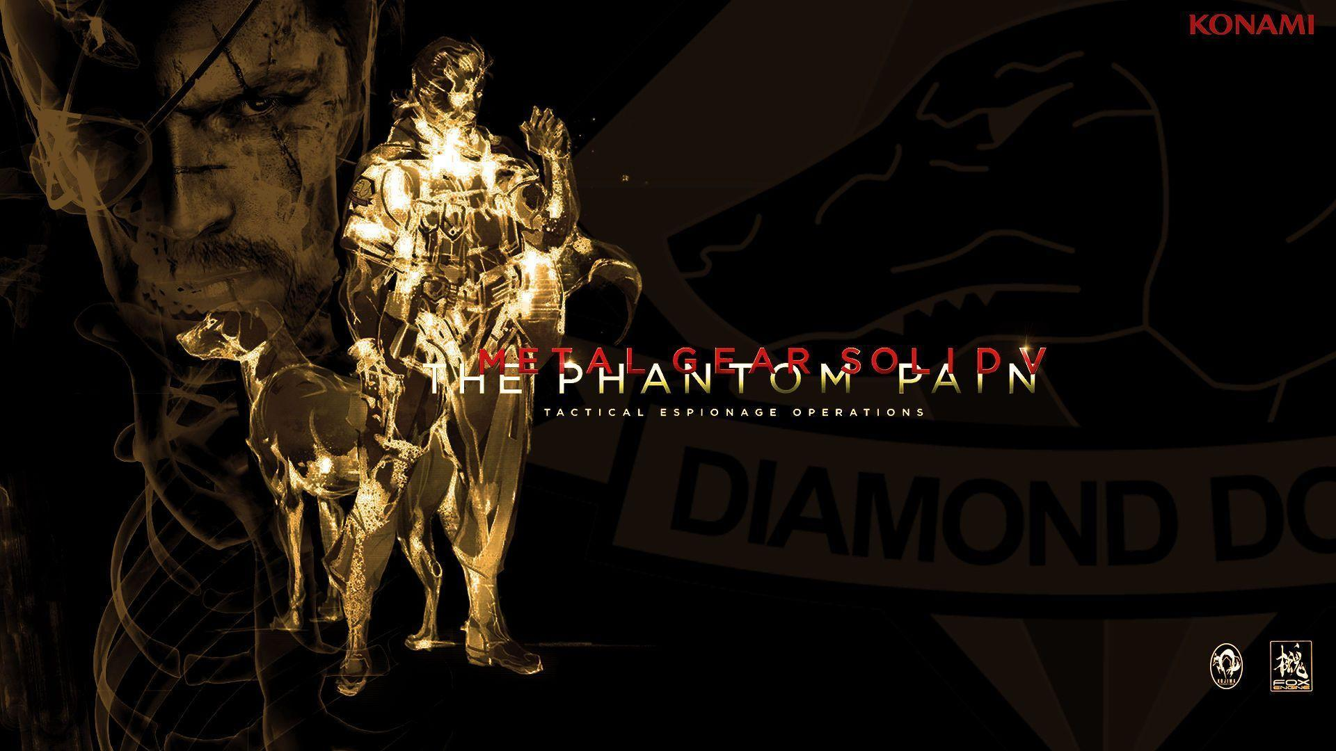 Metal Gear Phantom Pain Wallpaper - WallpaperSafari