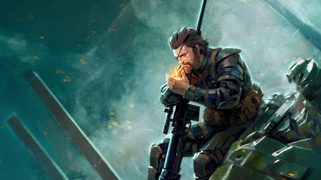 Metal gear solid v the phantom pain wallpapers wallpaper cave - Mgs 5 wallpaper ...