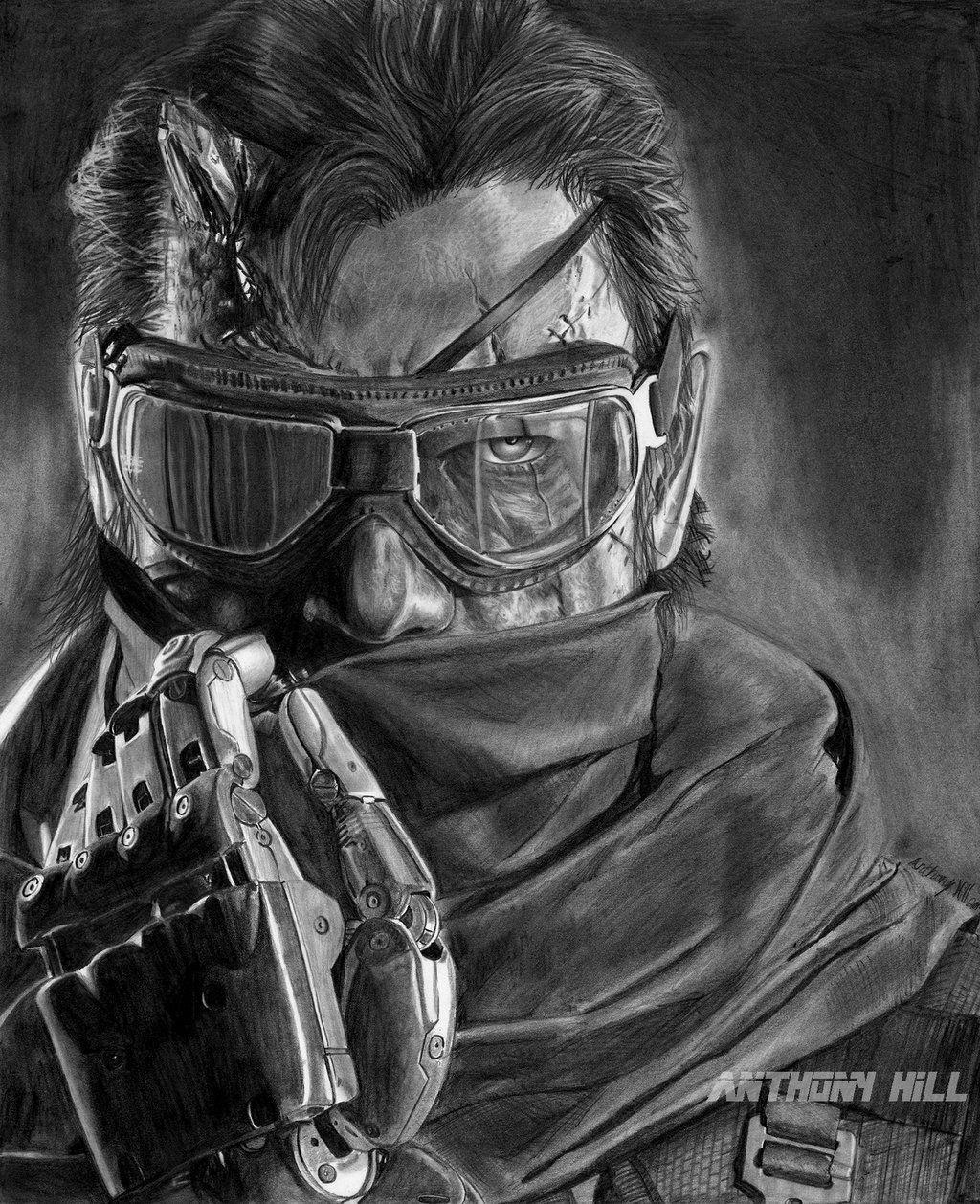 Metal Gear Solid V The Phantom Pain wallpaper by De-monVarela on ...