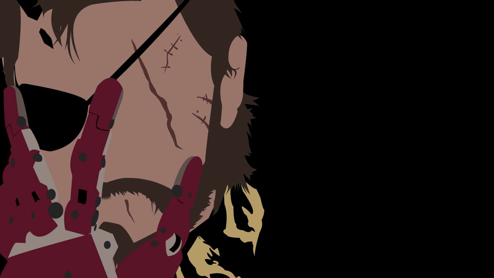 Venom Snake - METAL GEAR SOLID V: THE PHANTOM PAIN by ...