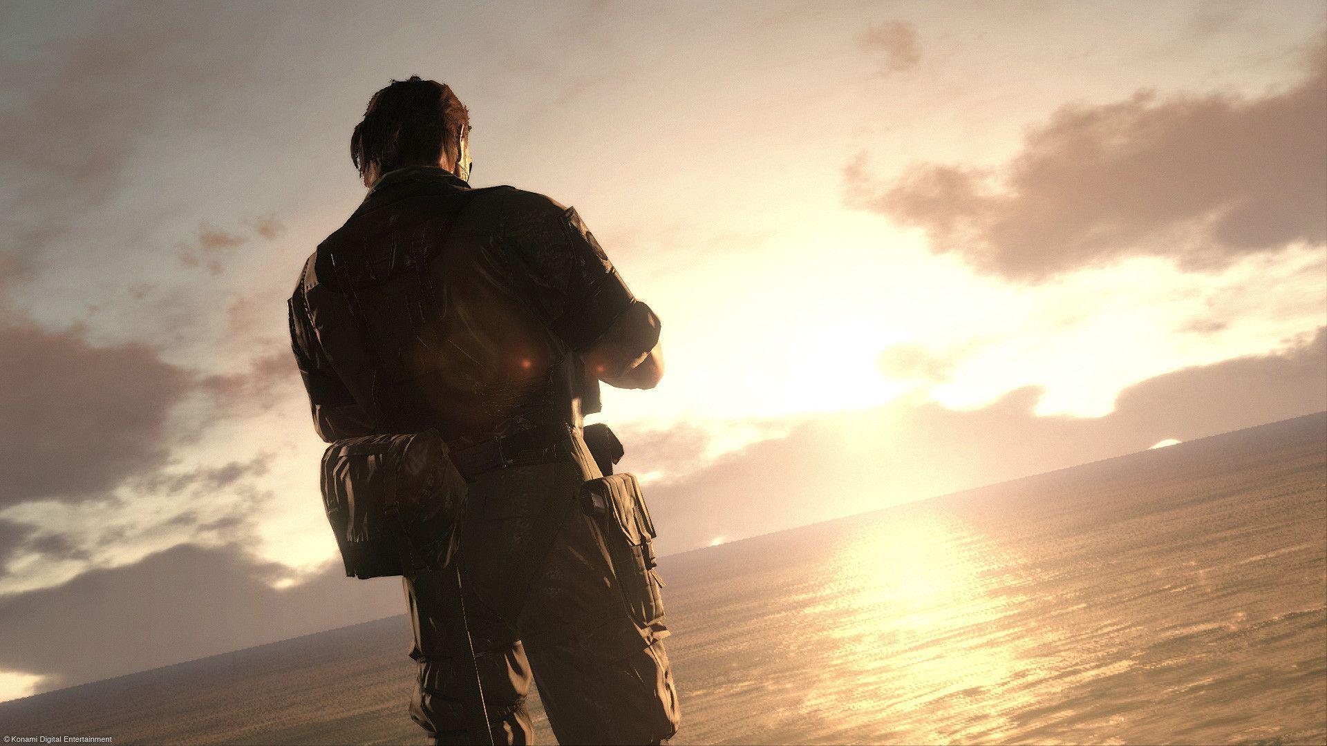 Metal Gear Solid V: The Phantom Pain 3 Cool Hd Wallpaper ...