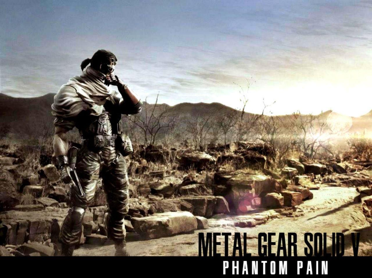 Metal Gear Solid V: Phantom Pain Wallpaper picture - ID: 57566