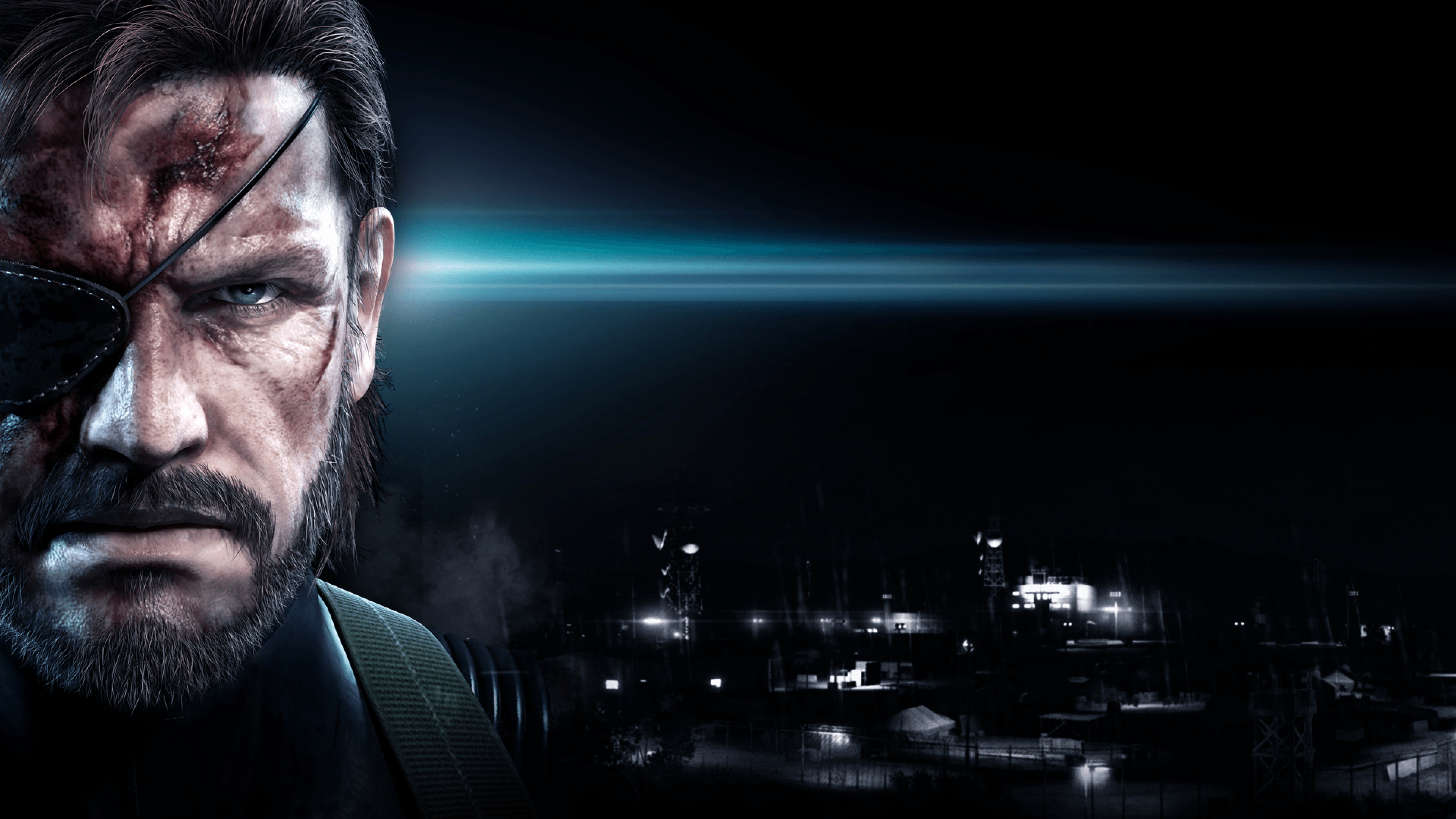 Metal gear solid Big boss Metal gear solid v ground zeroes Metal ...