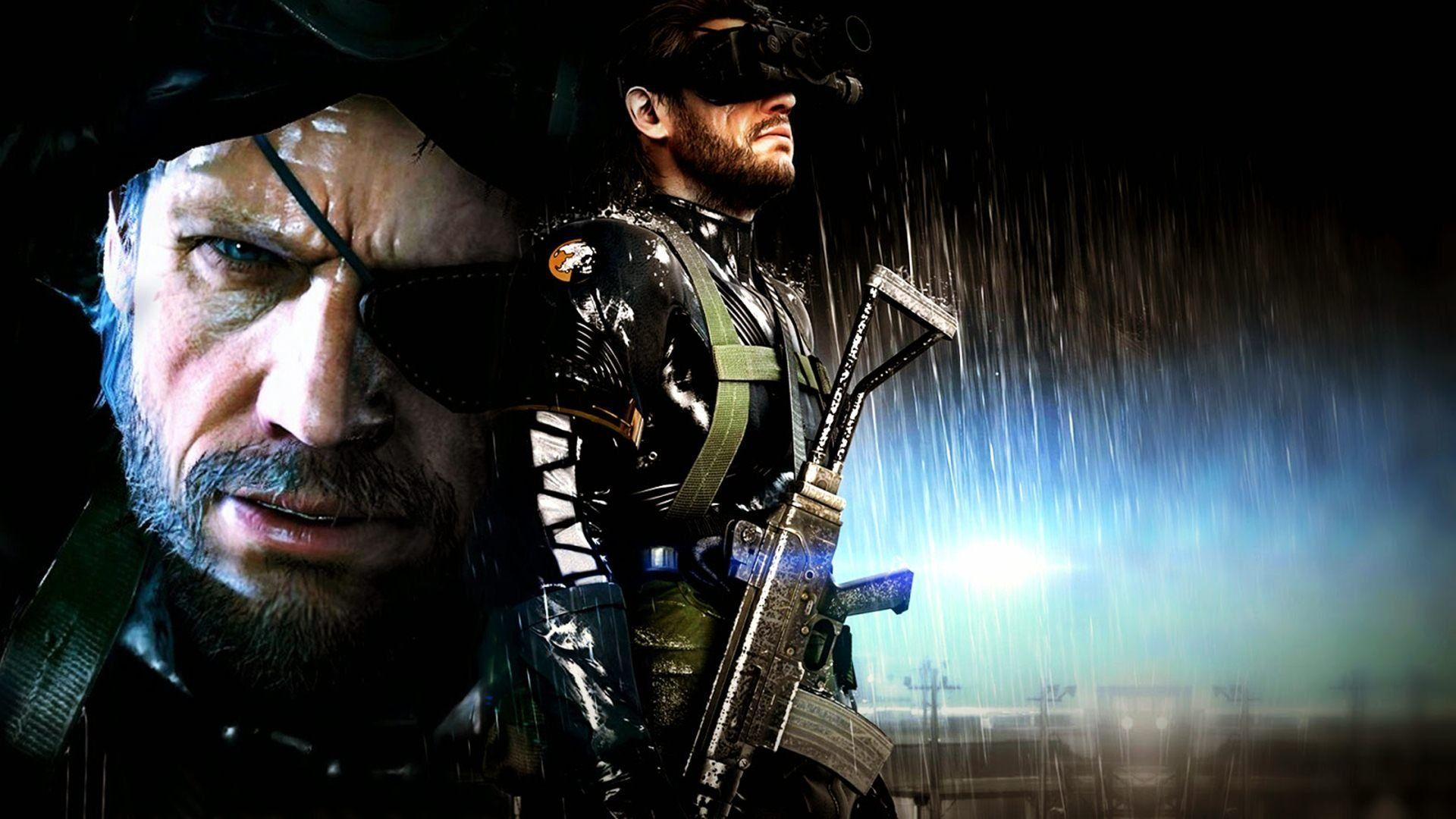 METAL GEAR SOLID Phantom Pain shooter action adventure stealth (3 ...