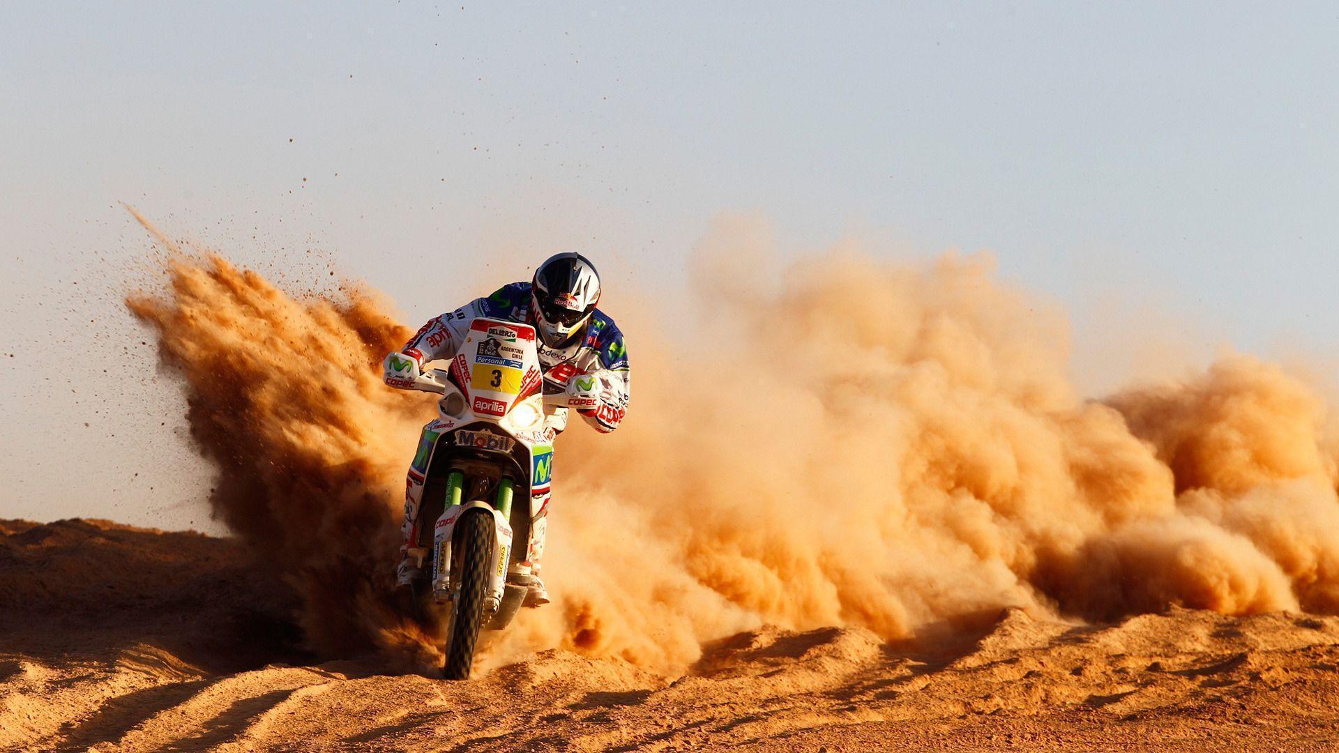 Rally Dakar Wallpaper #6926766