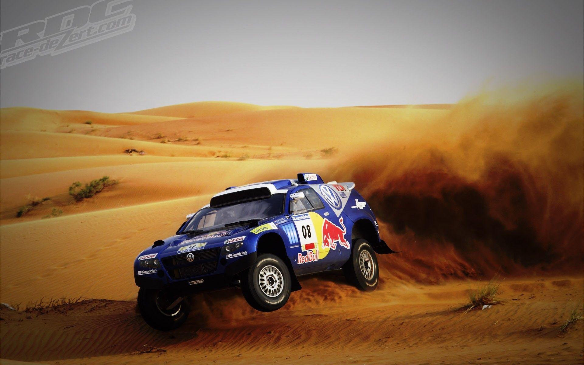 Rally Dakar Wallpapers HD - BS