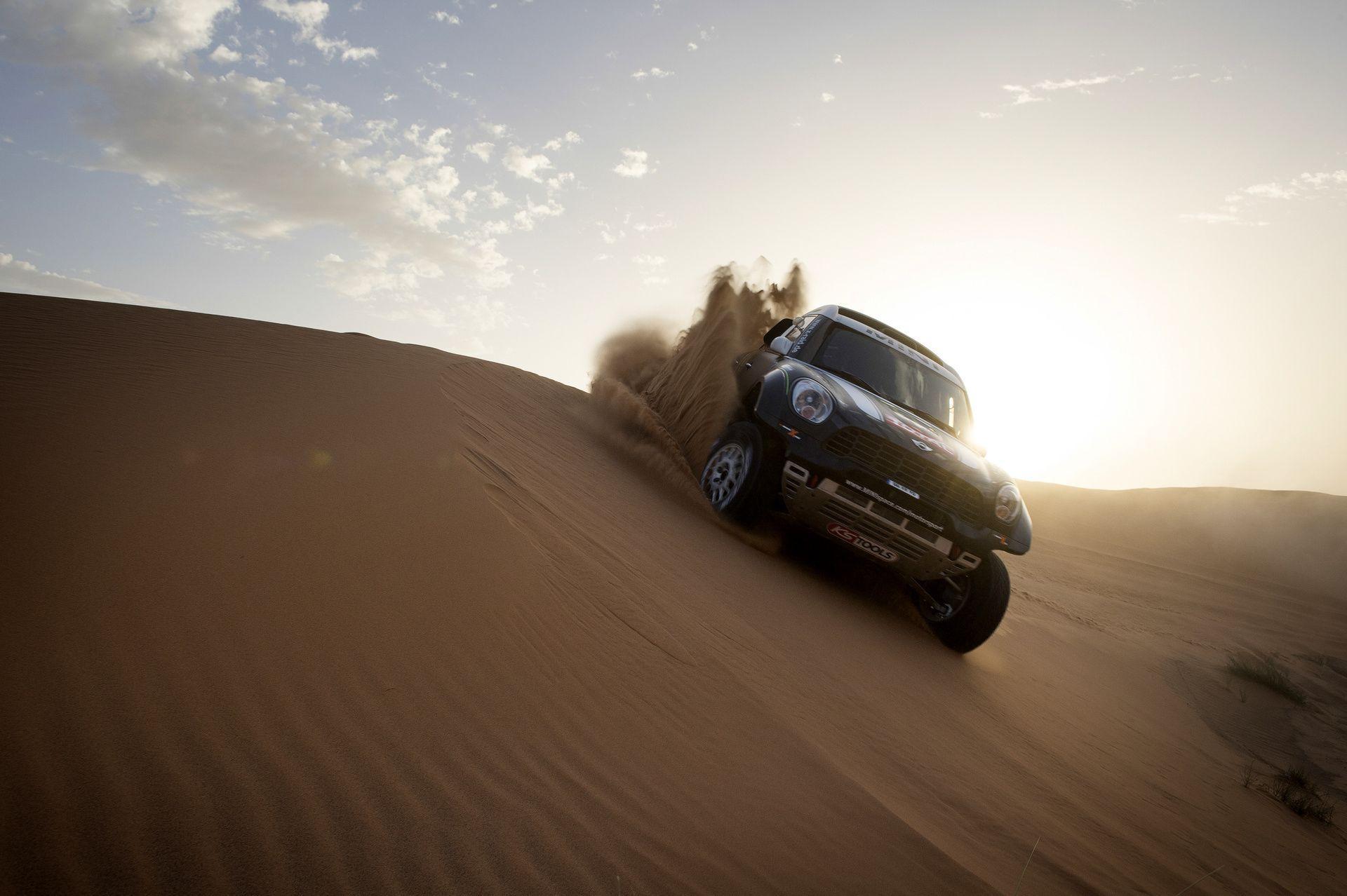Mini Dakar Rally 2014 Wallpapers
