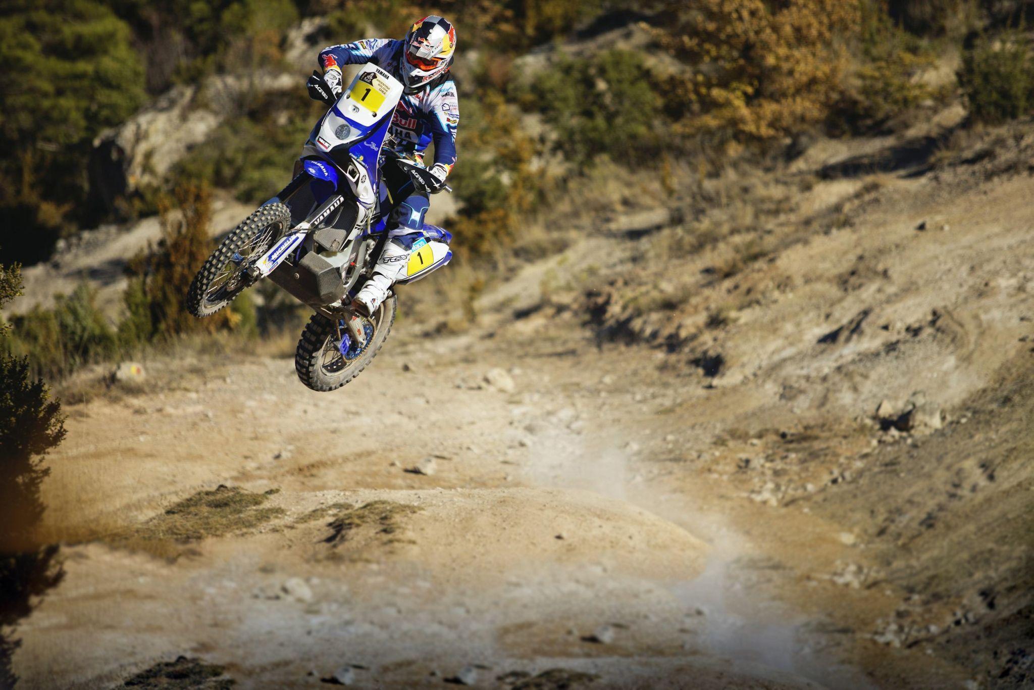 Cyril Despres Yamaha YZ450F Dakar Rally 2014 Wallpaper Wide or HD ...