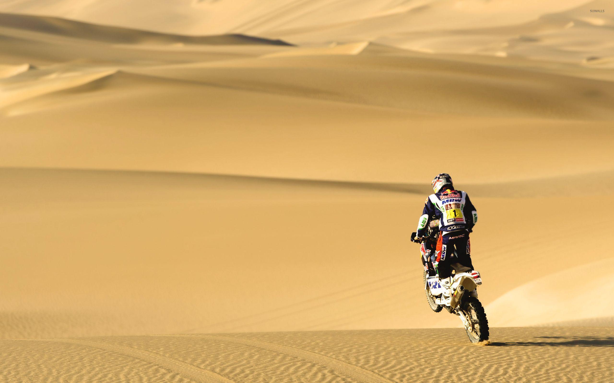 Dakar Rally wallpaper - Sport wallpapers - #46439