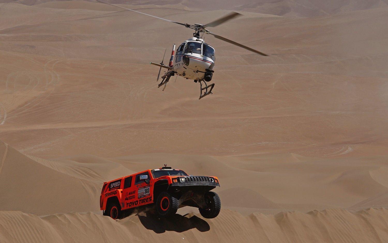 Dakar Rally Wallpapers HD Download
