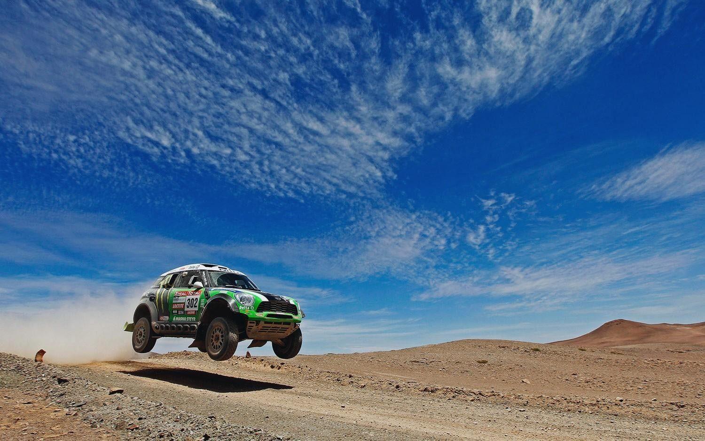 Dakar Rally Wallpapers - BS