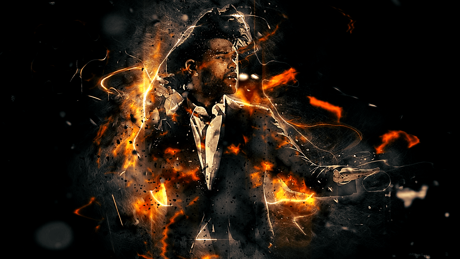 The Weeknd Wallpapers High Quality | Download Free