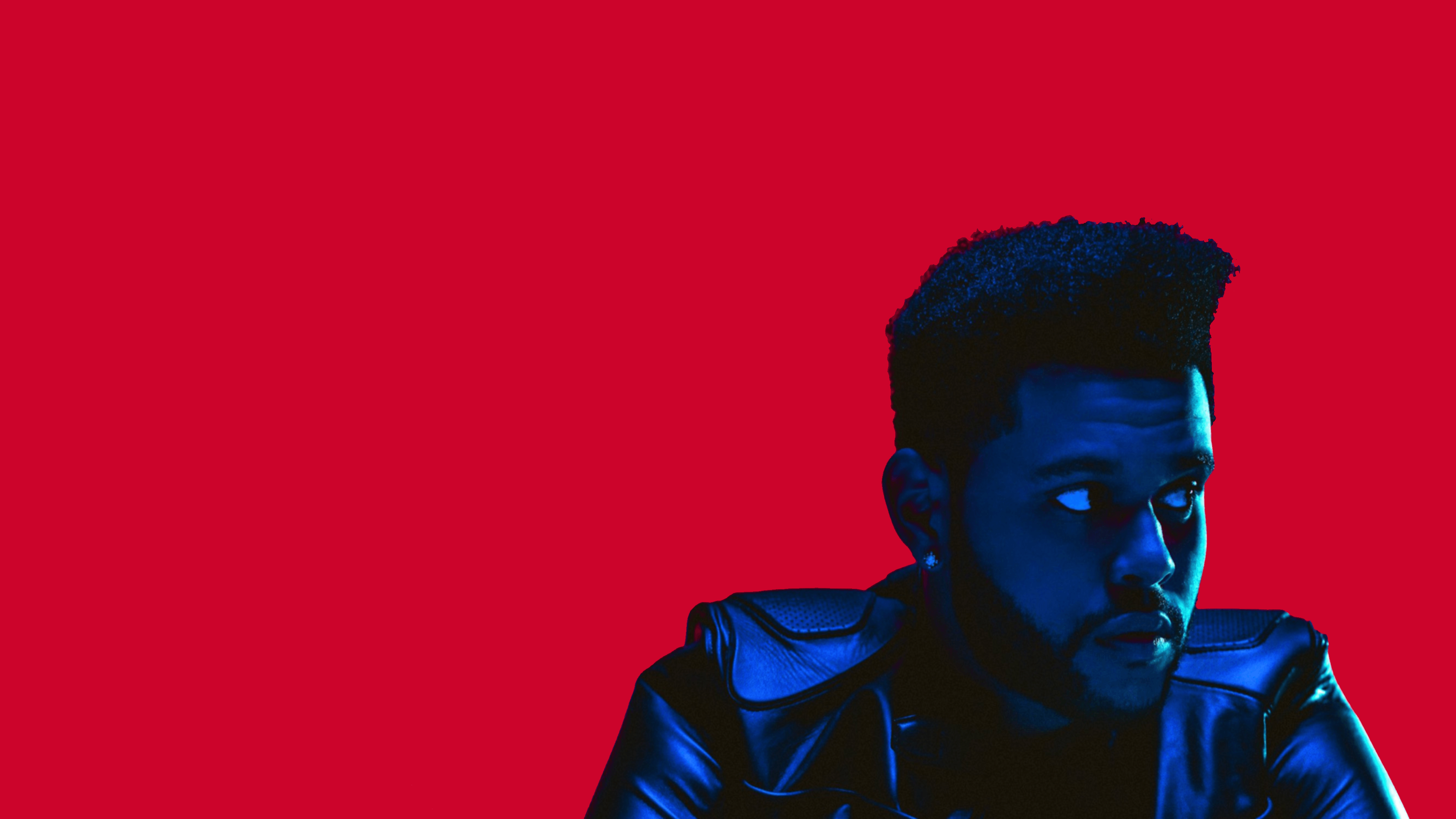 The Weeknd - Starboy Desktop Wallpaper (3840x2160) : TheWeeknd