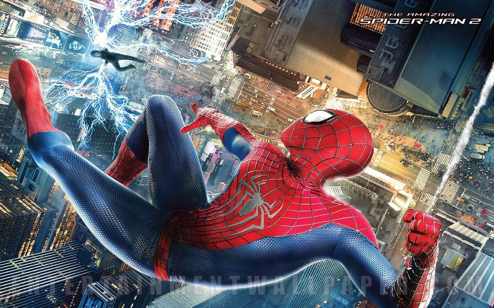 The amazing spider man 2 wallpapers wallpaper cave - Spider hd images download ...