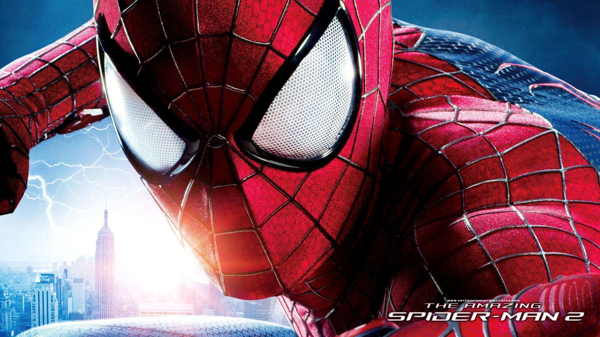 Awesome Spiderman Wallpapers