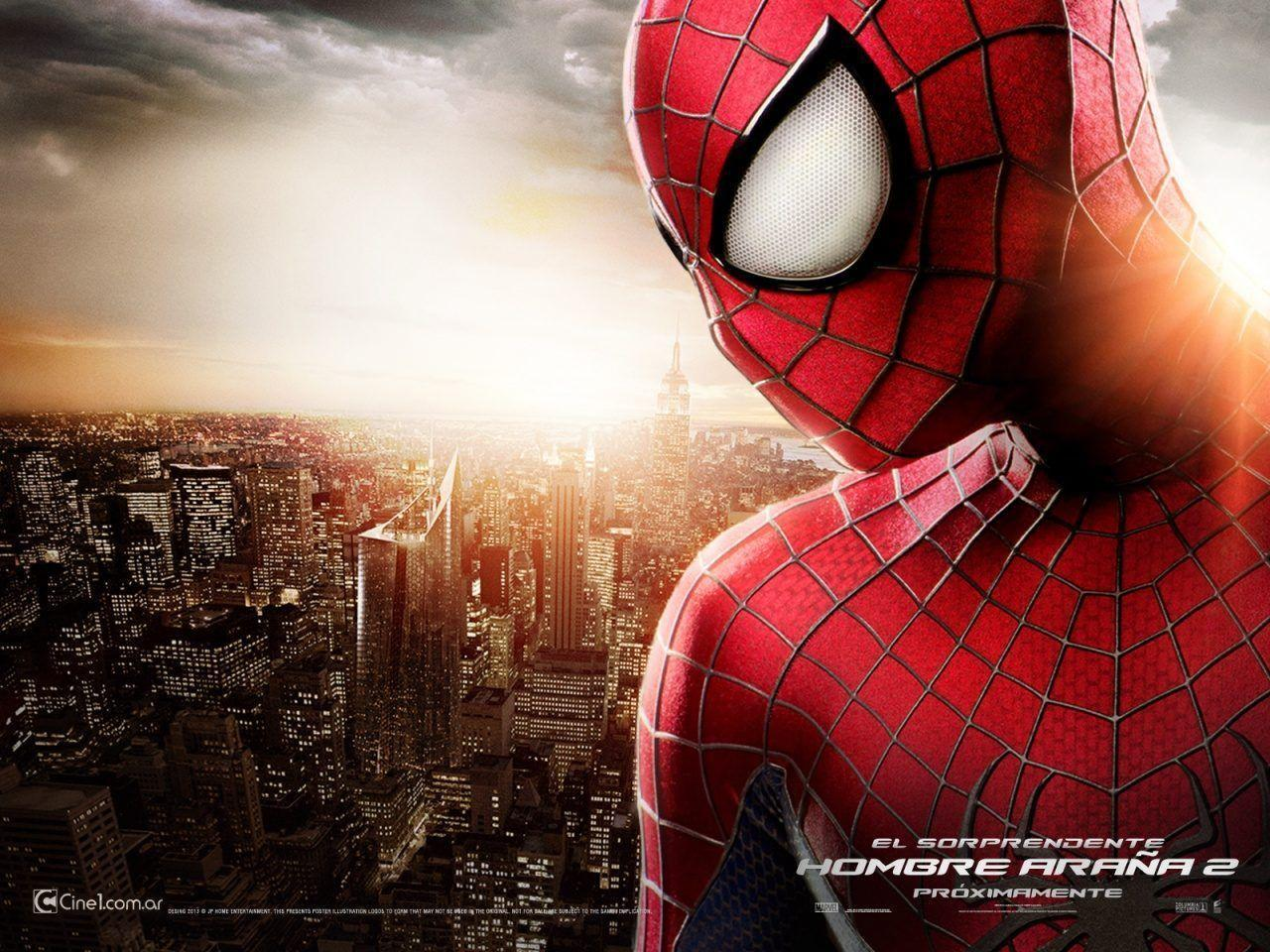 The Amazing Spider Man Desktop Wallpaper