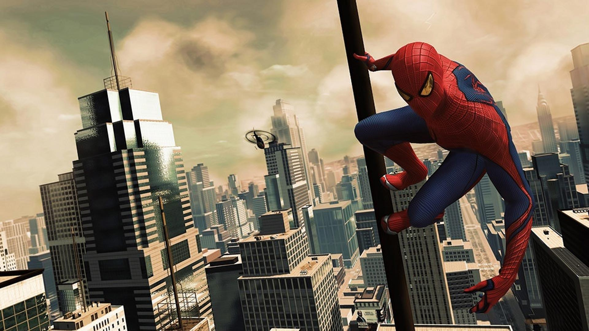 Amazing Spiderman Hd Wallpaper