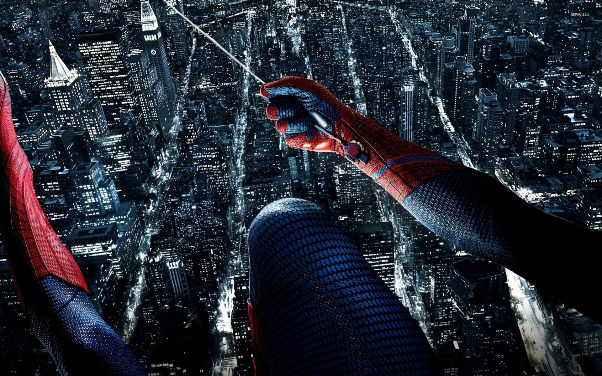 The Amazing Spider-Man 2 [4] wallpaper - Movie wallpapers - #45615