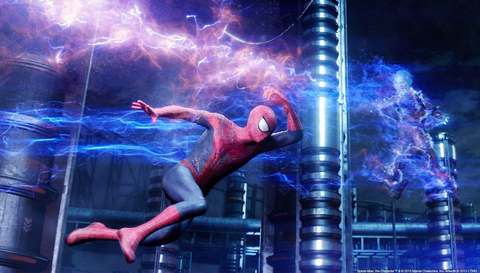 Desktop Love - 7 High-Res Amazing Spider-Man 2 Wallpapers ...