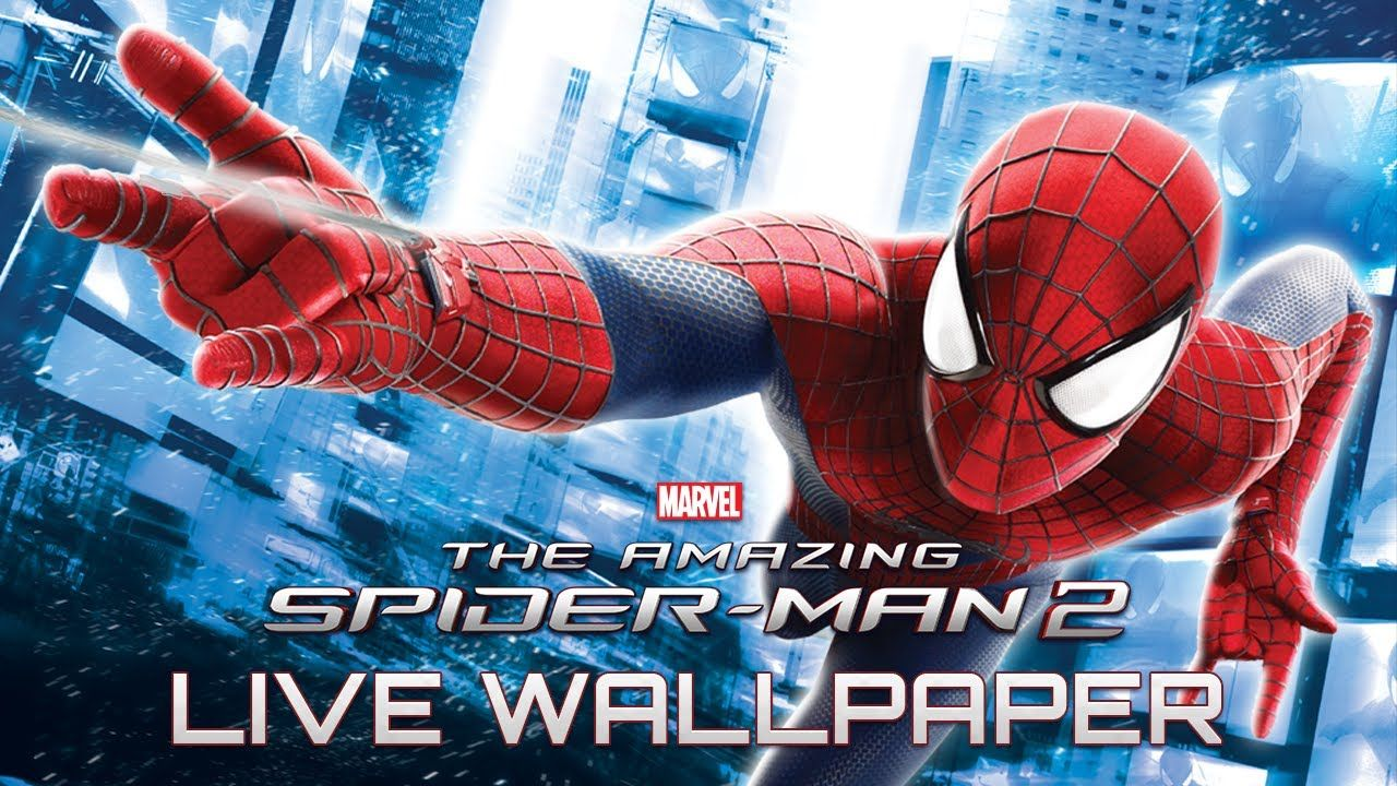 Amazing Spider-man 2 live wallpaper for Android. Amazing Spider ...