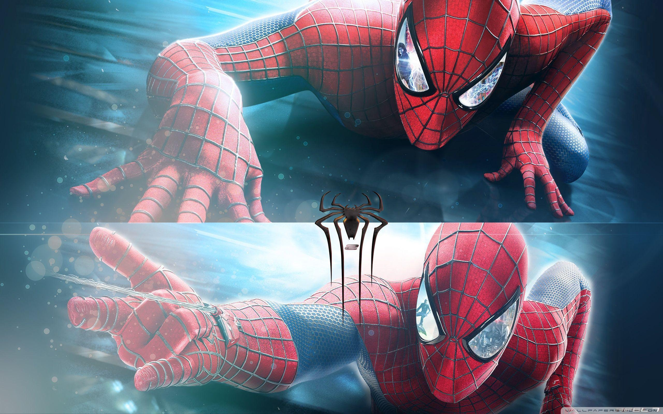 The Amazing Spider-Man 2 HD by Afel7 HD desktop wallpaper