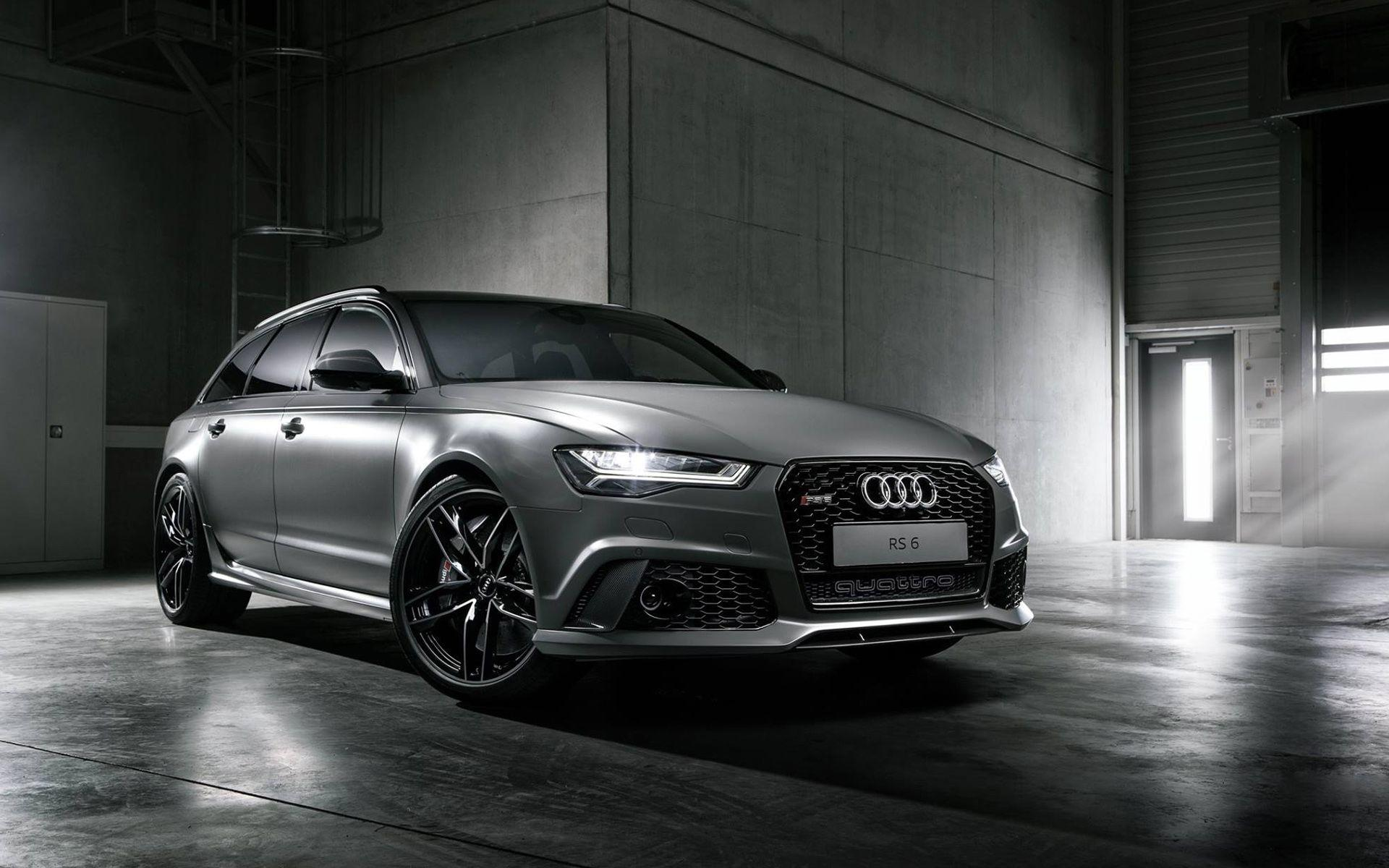 2015 Audi RS6 Avant Exclusive Wallpaper | HD Car Wallpapers