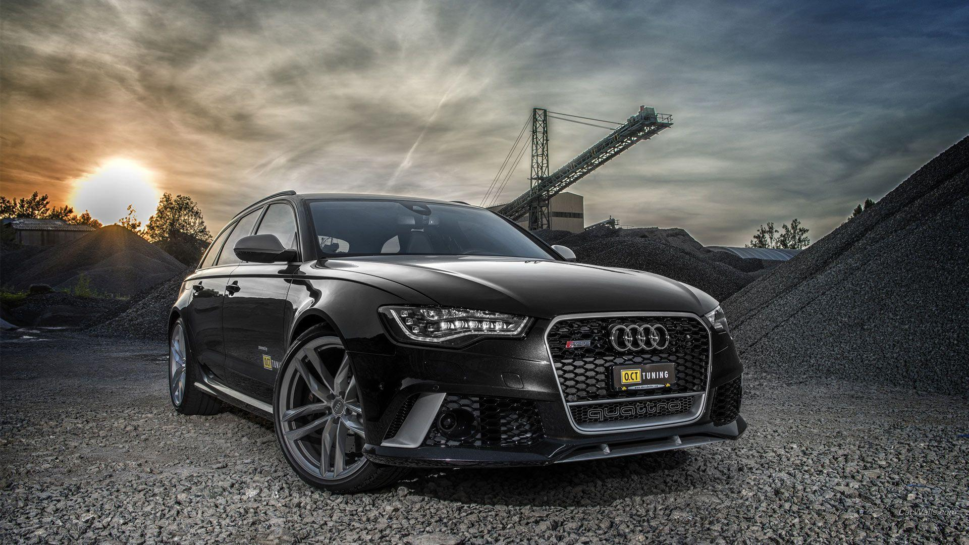 Audi RS6 Computer Wallpapers, Desktop Backgrounds | 1920x1080 | ID ...