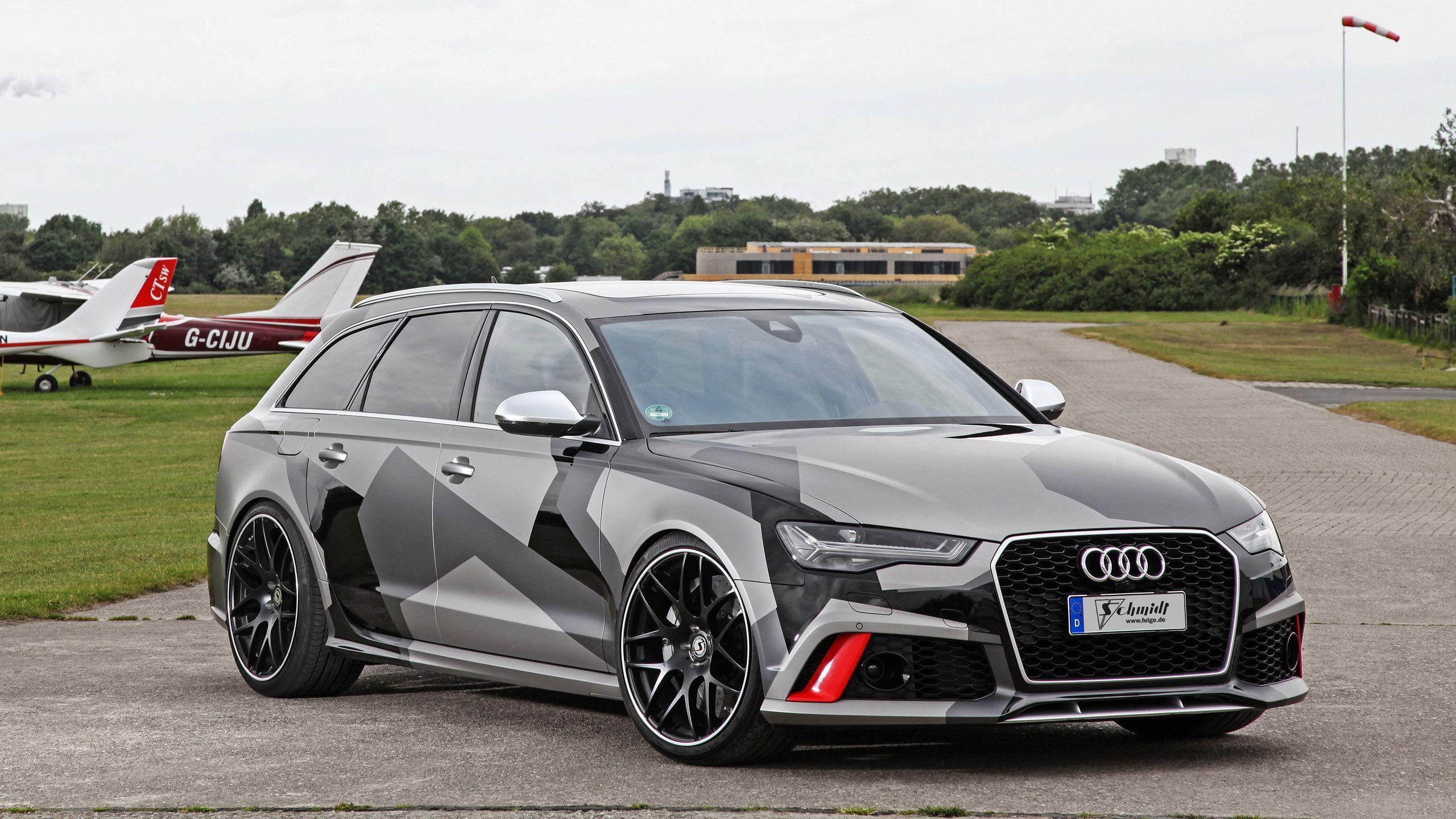 2015 Audi RS6 Avant Wallpaper | HD Car Wallpapers